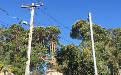 Pros and Cons of Underground and Overhead Power Pole Connections