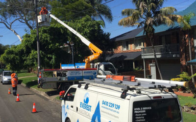 Evaluating Private Power Pole Installation Costs
